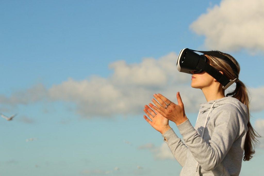 VR spel